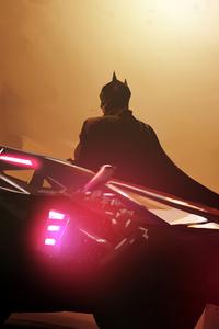 Batman New Bat Mobile