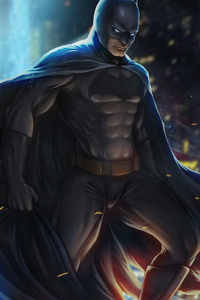 Batman New Fan Art