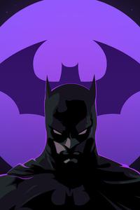 Batman New Neon Art