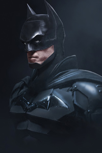 640x960 Batman New Suit 2020