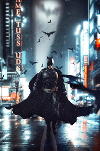1080x2280 Batman New York