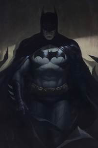 Batman Newart 2019