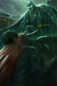 Batman Newart 4k