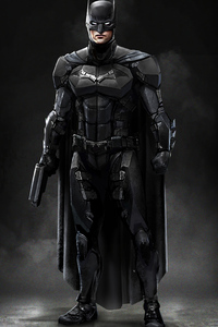 Batman Newsuit 4k