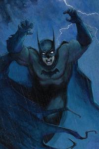 Batman Night Art