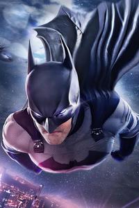 540x960 Batman Of Arkham City 4k