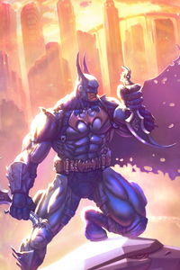480x800 Batman Of Gotham