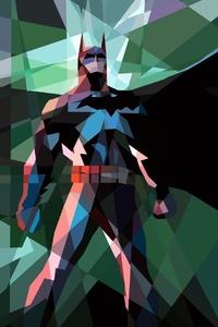 Batman Polygon Artwork