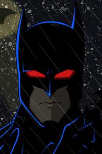 540x960 Batman Portrait Character 5k
