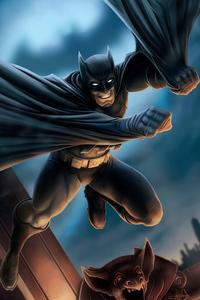 Batman Punch 4k