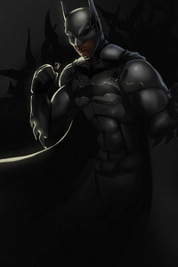 Batman Ready For Fight