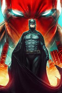 750x1334 Batman Red Hood