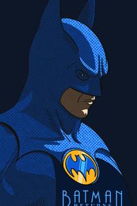 540x960 Batman Returns 1992 Minimal 5k