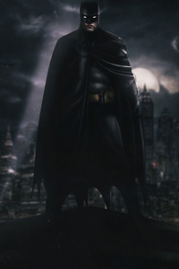 1280x2120 Batman Robert Pattinson 2020