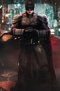 360x640 Batman Robert Pattinson 5k