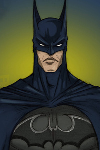 Batman Sketch Art