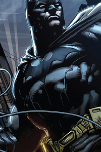 Batman Sketch New Artwork