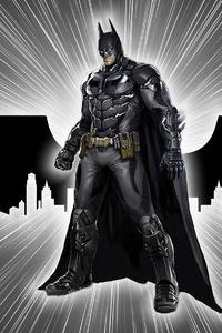 1080x1920 Batman Skyline 4k