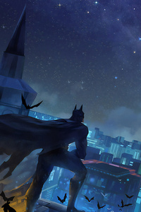 Batman Superman Art