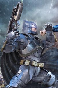Batman Superman Fight 4k