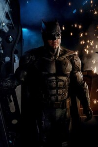 Batman Tactical Suit Justice League