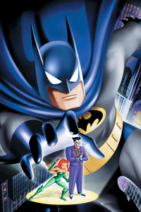 Batman The Animated Series 4k