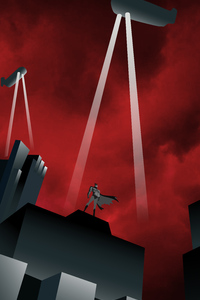 Batman The Animated Series 5k