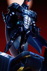 320x480 Batman The Animated Series Fan Art 4k