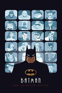 480x854 Batman The Animated Tv Series 4k