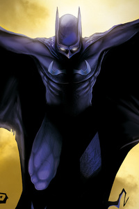 Batman The Dark Creature 5k
