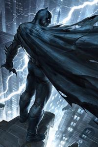 Batman The Dark Knight Cape 4k