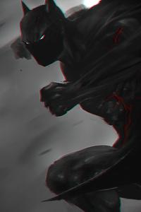 Batman The Dark Knight Dc Comic Art