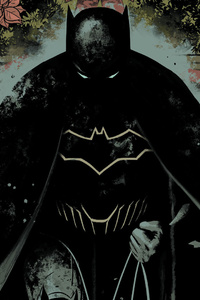 Batman The Dark Knight Dc Comic Artwork