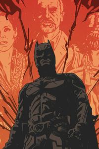 240x400 Batman The Dark Knight Hero