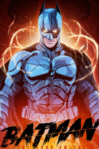 Batman The Dark Knight Illustration