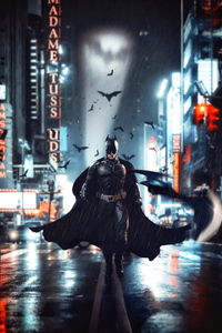 540x960 Batman The Dark Knights 4k