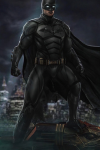 Batman The Dark Soul 4k