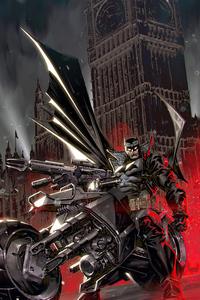 720x1280 Batman The Detective 5k