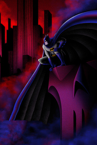 Batman The Mask Of Phantasm