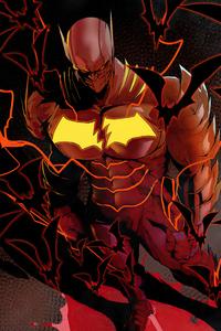 1080x1920 Batman The Red Death Fanart