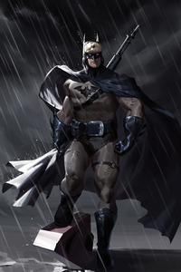 Batman The Red Son