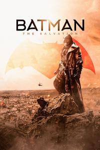 720x1280 Batman The Salvation 4k