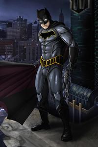320x568 Batman Trinity