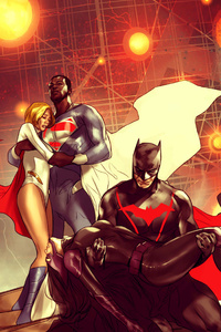 Batman Two World Ends
