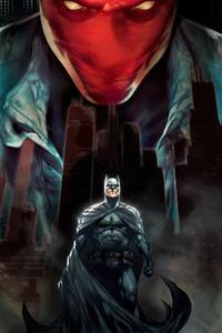 Batman Under The Red Hood 4k