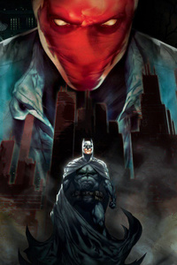Batman Under The Red Hood Movie