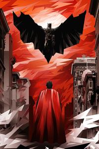 1125x2436 Batman V Superman Dawn Of Justice 4k