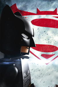 240x400 Batman V Superman Lego 2016