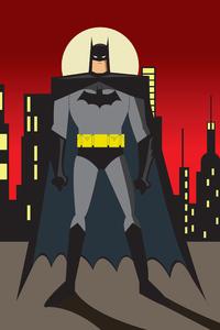 Batman Vector Digital