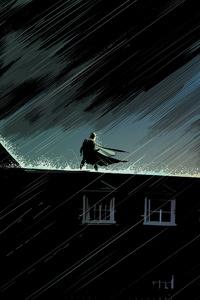 Batman Vs Catwoman Comic 4k Artwork